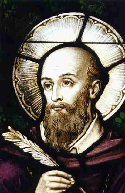 patron saint of writers francis de sales